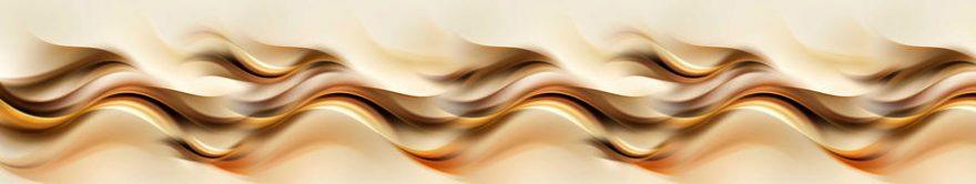 Изображение для стеклянного кухонного фартука, скинали: абстракция, fartux831