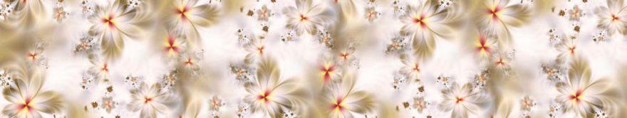 Изображение для стеклянного кухонного фартука, скинали: абстракция, fartux857